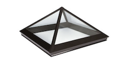 Pyramid or Vaulted Skylight